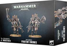 Games Workshop Warhammer 40.000 - Adepta Sororitas - Penitent Engines (99120108035)