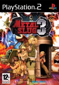 Metal Slug 3 (niemiecki) (PS2)