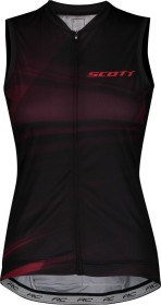 Scott RC Pro Trikot ärmellos black/lollipop pink (Damen) (275318-6455)