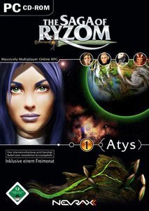 The Saga of Ryzom (MMOG) (German) (PC)
