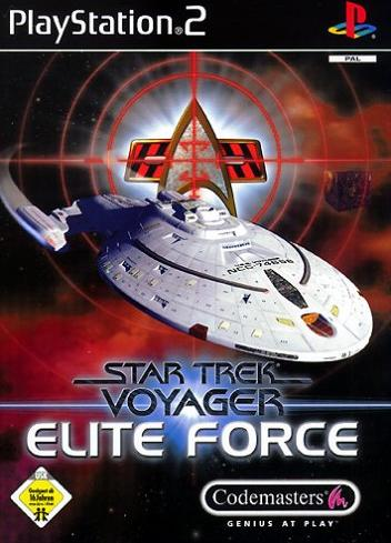 Star Trek: Voyager: Elite Force (German) (PS2) -- via Amazon Partnerprogramm