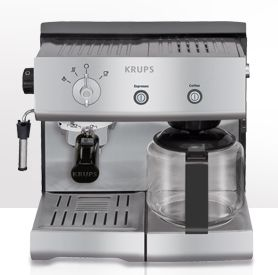 Krups XP2240 Espresseria Combi combo coffee machine