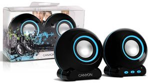 Canyon CNR-SP20B blue, 2.0 system