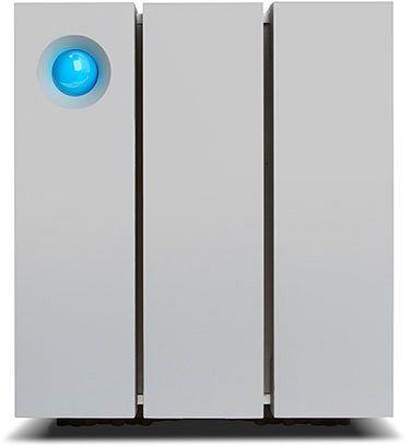 LaCie 2big Thunderbolt 2 8TB, USB-B 3.0/Thunderbolt 2 (9000438EK/STEY8000401)