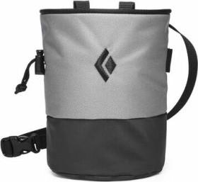 Black Diamond Mojo Zip Chalk Bag ash (BD6301559029S_M1)