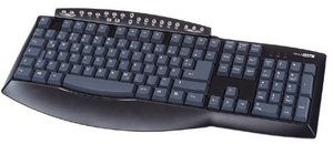 Techsolo TC-38KM Multimedia Keyboard, PS/2