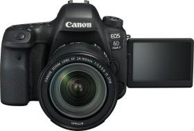Canon EOS 6D Mark II schwarz mit Objektiv Fremdhersteller