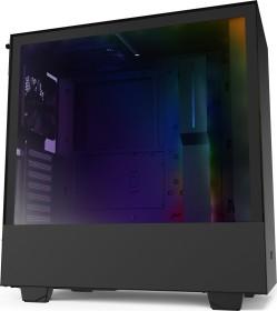 NZXT H510i schwarz, Glasfenster (CA-H510i-B1)