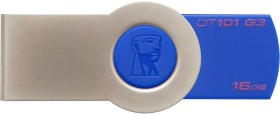 Kingston DataTraveler 101 G3 blau 16GB, USB-A 3.0 (DT101G3/16GB)