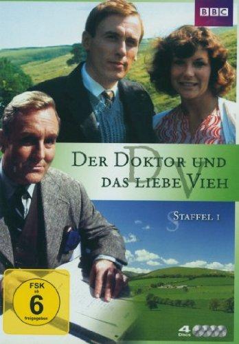 Der Doktor und das liebe Vieh Staffel 1 -- via Amazon Partnerprogramm