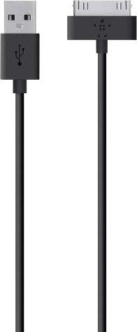 Belkin 30-Pin/USB-Kabel 1.2m schwarz (F8J043BT04-BLK) -- via Amazon Partnerprogramm