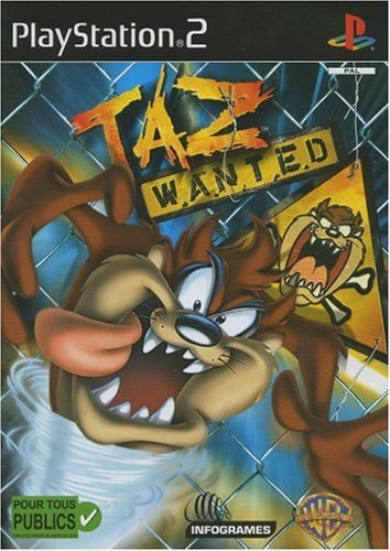 Taz Wanted (German) (PS2) -- via Amazon Partnerprogramm