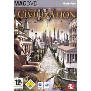 Sid Meier's Civilization 4 (Download) (MAC)