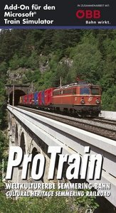 Microsoft Train Simulator - Pro Train: Weltkulturerbe Semmeringbahn (Add-on) (deutsch) (PC)