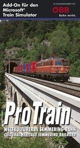Microsoft Train Simulator - Pro Train: Weltkulturerbe Semmeringbahn (Add-on) (German) (PC)