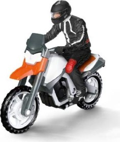 Schleich Farm World - Motorcycle with Driver (42092)
