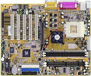 Shuttle AK32, KT266 (2xSDR, 2xDDR)