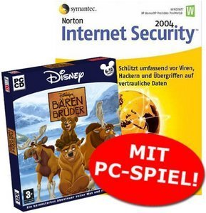 "Symantec: Norton Internet Security 2004 incl. Game ""Bärenbrüder"" (PC)"