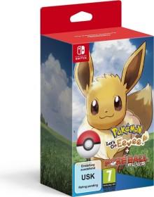 Pokémon: Let's Go - Evoli! inkl. Pokéball Plus (Switch)