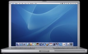 """Apple PowerBook G4, 15.2"""", 800MHz, 512MB, Combo (M8592x/A)"""