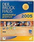 Brockhaus the Brockhaus multimedia 2005 Premium, 6 CD-ROMs (German) (PC) (BR06519)