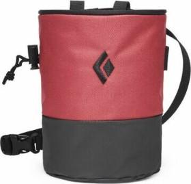 Black Diamond Mojo Zip Chalk Bag slate (BD6301559031S_M1)