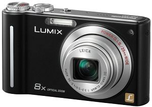 Panasonic Lumix DMC-ZX1 black