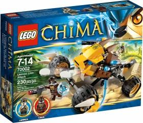 LEGO Legends of Chima Models - Lennox's Lion Attack (70002)