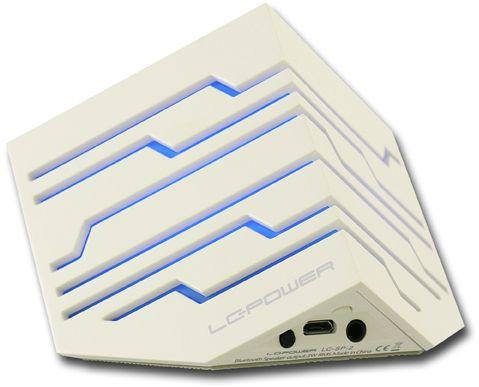 LC-Power LC-SP-2W Cubetron weiß