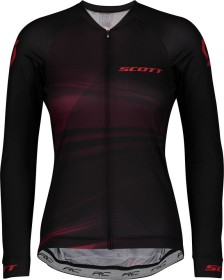 Scott RC Pro Trikot langarm black/lollipop pink (Damen) (275320-6455)