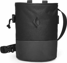 Black Diamond Mojo Zip Chalk Bag schwarz (BD6301559032S_M1)