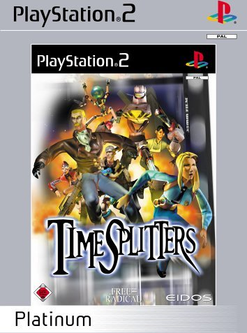 Time Splitters (deutsch) (PS2) -- via Amazon Partnerprogramm