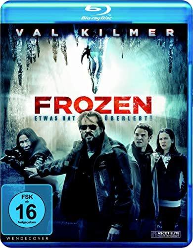 Frozen - Etwas hat überlebt (Blu-ray) -- via Amazon Partnerprogramm
