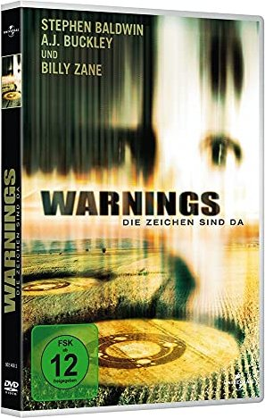 Warnings -- via Amazon Partnerprogramm