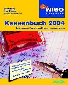 Buhl Data: WISO Kassenbuch 2004 (PC)