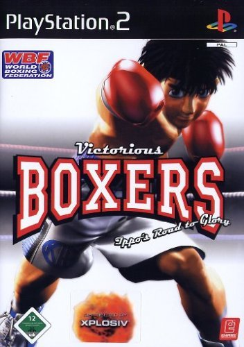 Victorious Boxers (niemiecki) (PS2) (PS2-229) -- via Amazon Partnerprogramm