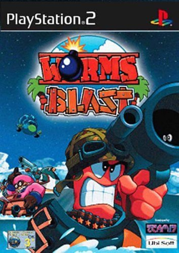 Worms Blast (niemiecki) (PS2) -- via Amazon Partnerprogramm