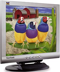 "ViewSonic VE500, 15"", 1024x768, analog"