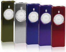 Griffin iVault Alucase für iPod shuffle (verschiedene Farben)