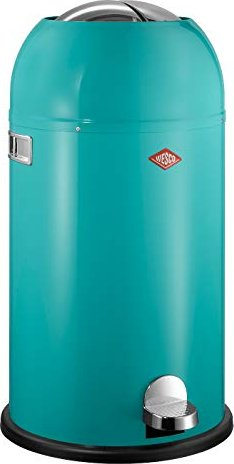 Wesco Kickmaster Prijs.Wesco Kickmaster Soft 33l Garbage Can Turquoise 184631 54 From 119 39