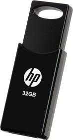 PNY HP v212w black 32GB, USB-A 2.0 (HPFD212B-32 / HPFD212W32-BX)