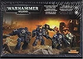 Games Workshop Warhammer 40.000 - Space Marines - Terminator Assault Squad (99120101037)