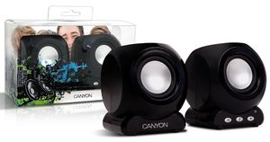 Canyon CNR-SP20C schwarz