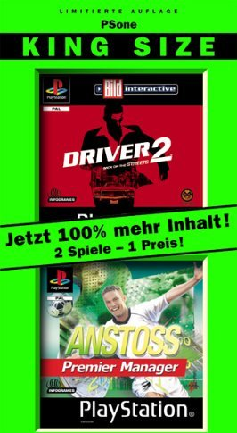 Driver 2 (PS1) -- via Amazon Partnerprogramm