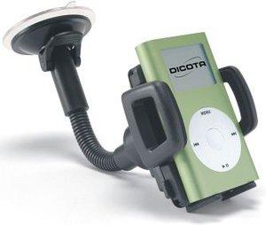 Dicota Keeper Mini Autohalterung für iPod mini (Z11708Z)