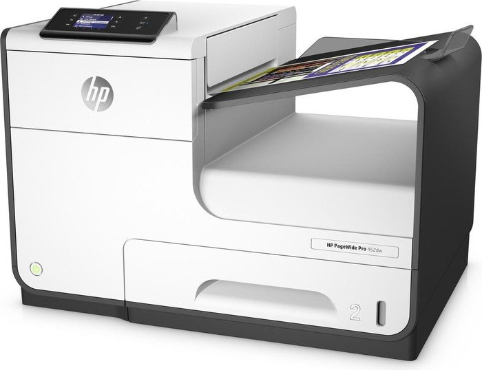 HP PageWide Pro 452dwt, Tinte (W2Z52B) | heise online Preisvergleich ...