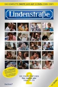 Die Lindenstraße Jahr 1 Box (Folgen 1-52) (DVD)