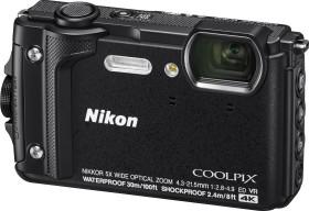 Nikon Coolpix W300 Holiday Kit schwarz (VQA070K001)