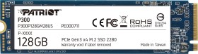Patriot P300 128GB, M.2 (P300P128GM28US)