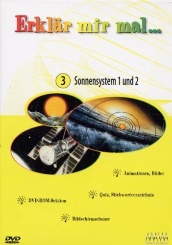 Erklär mir mal... Vol. 3: Sonnensystem 1 und 2 -- via Amazon Partnerprogramm